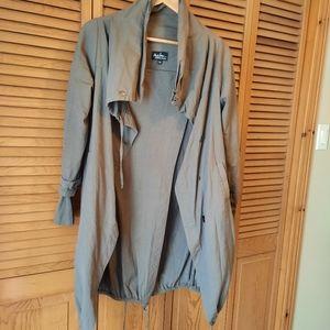 Mélissa Bolduc Melow Dark Green Utility Jacket